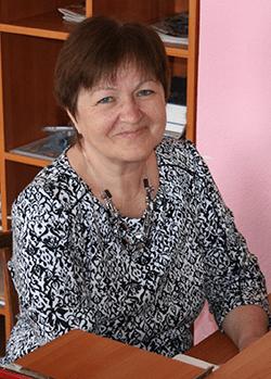 Золотарева Наталья Владимировна Руководитель женского клуба Вдохновение